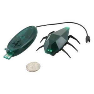 Deskpets Robot télécommandé Skitterbot