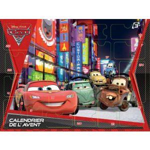 IMC Toys 250284 - Calendrier de l'avent Cars