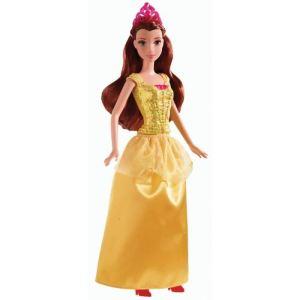 Mattel Disney Princesse paillettes : Belle