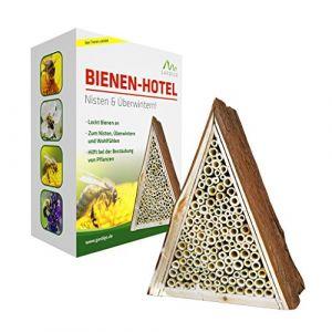 Gardigo Hôtel à insectes abeille