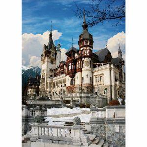 Dtoys Château de Peles, Roumanie - Puzzle 1000 pièces