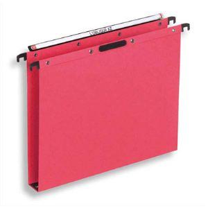 L'Oblique AZ Boîte de 25 dossiers-suspendus AZL pour armoire (fond : 15 mm)