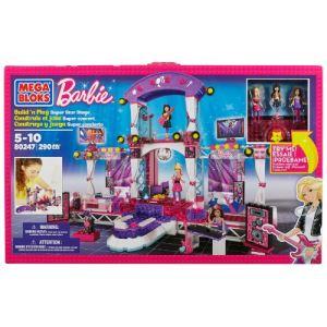 Mega Bloks 80247U - Barbie : Super concert