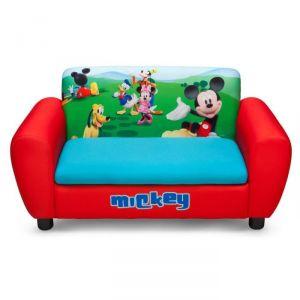 Delta Children Sofa avec rangement Mickey