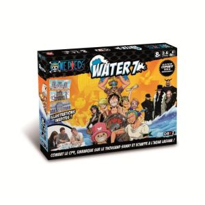Obyz Water 7 Battle One Piece