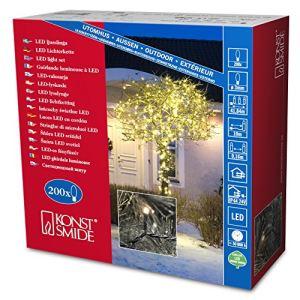 Decoration noel exterieure comparer 446 offres - Guirlande lumineuse exterieur castorama ...