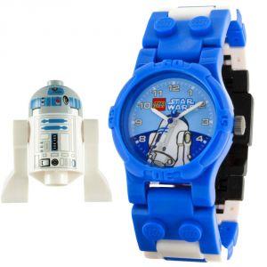 Lego 9002915 - Montre pour enfant Star Wars R2D2