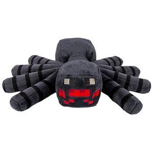 Spin Master 6022917 - Peluche géante araignée Minecraft