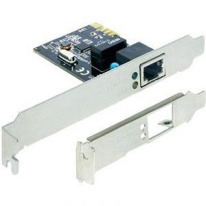 Delock 89357 - Carte réseau PCI-Express LAN (10/100/1000 Mo/s)