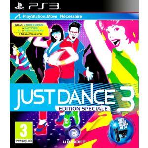 Just Dance 3 sur PS3