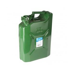 Silverline 563474 - Bidon à essence 10 litres