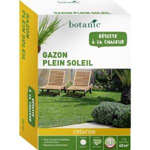 Botanic Gazon Plein Soleil Label Éco-durable 1 kg