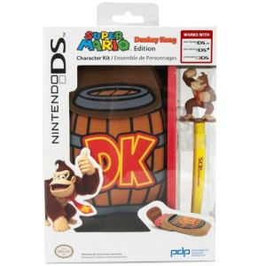 e-concept Housse Character Kit Donkey Kong pour 3DS