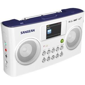 Sangean WFR-29 C DAB+ - Radio internet DAB+/DAB