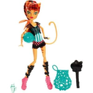 Mattel Monster High Toralei Fan de sport