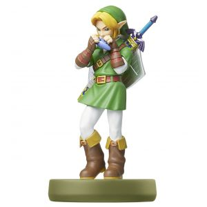 Nintendo Amiibo Link The Legend of Zelda : Ocarina of Time