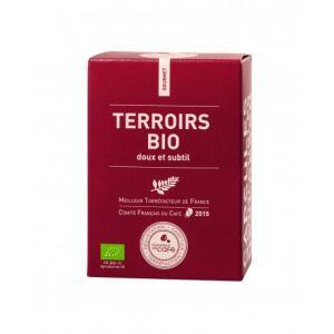 Terres de café Café Terroirs Bio - Boîte de 10 capsules