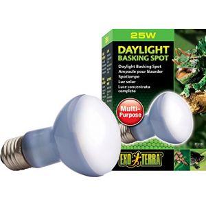 Hagen Ampoules pour terrarium Exo Terra Daylight Basking Spot 25 w