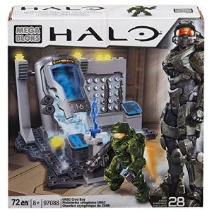 Mega Bloks 97088U - Halo : UNSC Cryo Bay