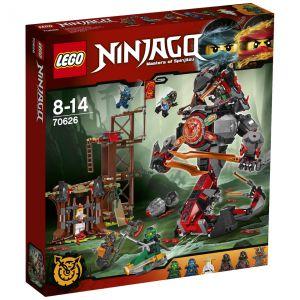 Lego 70626 - Ninjago : L'attaque de la prison Vermillion