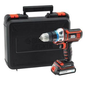 Black & Decker MultiEvo MT18KB - Perceuse multifonctions