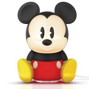 Philips 71701/55/16 - Veilleuse SleepTime Mickey Mouse Disney