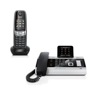 Telephone duo filaire sans fil comparer 16 offres - Telephone fixe avec prise jack ...