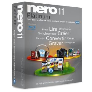 Nero 11 Platinum pour Windows