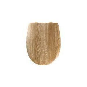 Olfa 422045 - Abattant double décoré Angora Wood
