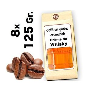 caf grain aromatis cr me de whisky 125g comparer avec. Black Bedroom Furniture Sets. Home Design Ideas
