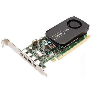 PNY VCNVS510DVI-PB - Carte graphique Quadro NVS 510 Low Profile 2 Go DDR3 PCI-E 3.0