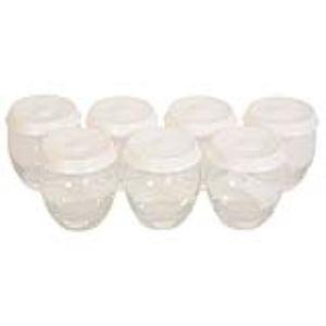 Seb XF950001 - Lot de 7 pots pour Yaourtière