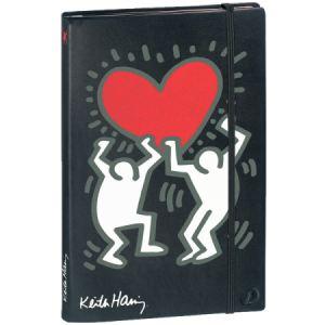 Quo Vadis Carnet Keith Haring (16 x 24 cm)