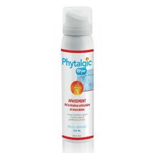 Phytalgic Cryo mousse crépitante - Douleur articulaire musculaire
