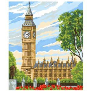 Oz international Peinture au numéro - Débutants : Big Ben
