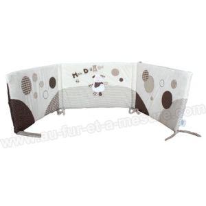 tour de lit taupe comparer 59 offres. Black Bedroom Furniture Sets. Home Design Ideas