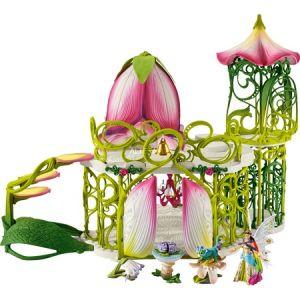 Schleich Château elfique magique avec accessoires