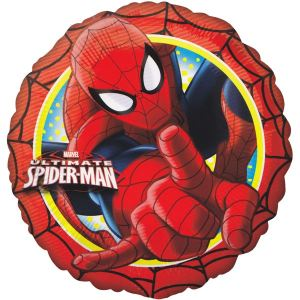 Ballon en aluminium Spiderman
