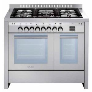 Cuisiniere double four inox comparer 10 offres - Cuisiniere double four ...