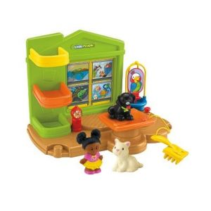 Fisher-Price La maison des animaux Little People