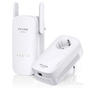 TP-Link TL-WPA8630 KIT - Kit d'adaptateurs CPL AV1200 Gigabit