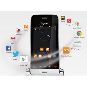 Gigaset SL930A - Téléphone sans fil avec répondeur et écran tactile 3.2 pouces