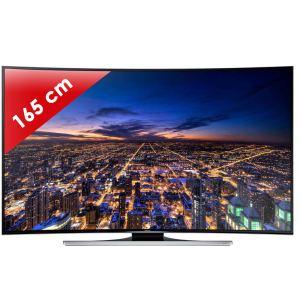 Samsung UE65HU8200 - Téléviseur LED 4K 3D InCurve 165 cm