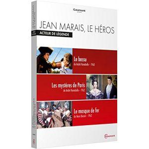 Coffret acteur de legende Jean Marais : le héros