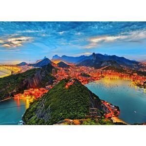 Ravensburger Puzzle Guanabara bay, Rio de Janeiro 1000 pièces