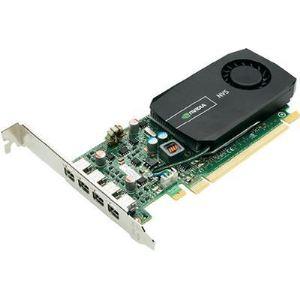 PNY VCNVS510DP-PB - Carte graphique Quadro NVS 510 Low Profile 2 Go DDR3 PCI-E 2.0