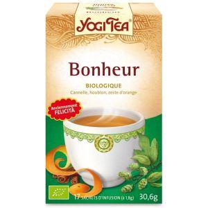 Yogi Tea Bonheur - Tisane ayurvédique Bio