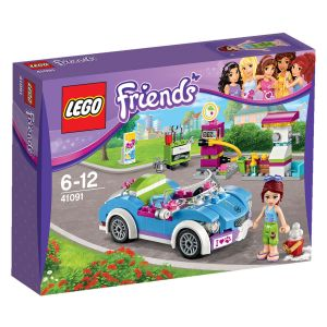 Lego 41091 - Friends : La décapotable de Mia