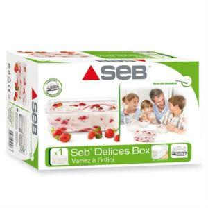 Seb XF101001 - Bac d'1 Litre avec égouttoir pour yaourtière