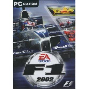 F1 2002 sur PC